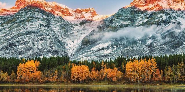 Ngắm mùa thu kỳ diệu trên đỉnh Rocky Mountain - Ảnh 11.