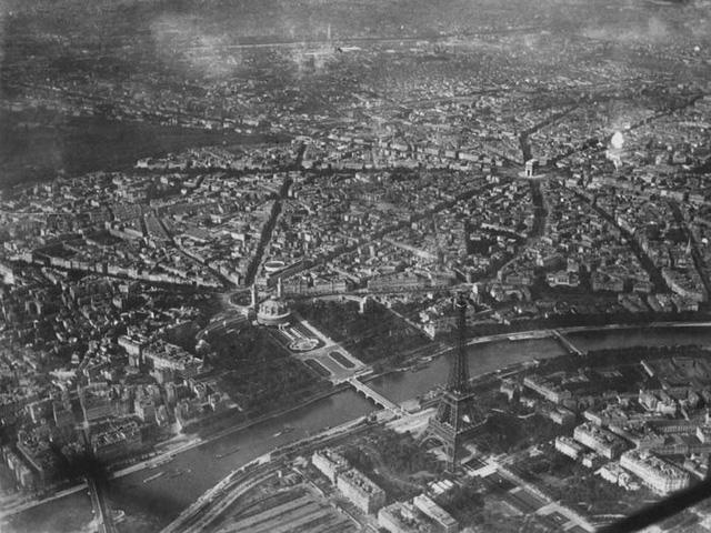 Ngắm nhìn xem: 100 năm trước Paris như thế nào? - Ảnh 1.