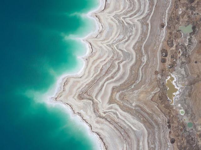 65 bức ảnh ghi lại vẻ đẹp của thế giới từ trên không - Ảnh 1.
