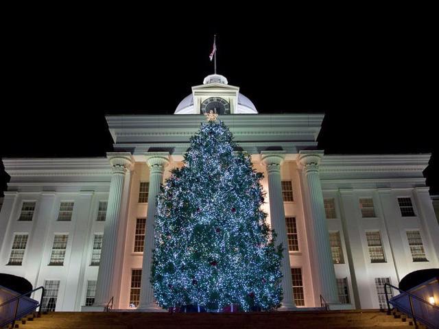 Nước Mỹ: ngắm Giáng sinh muôn màu muôn vẻ - Ảnh 1.