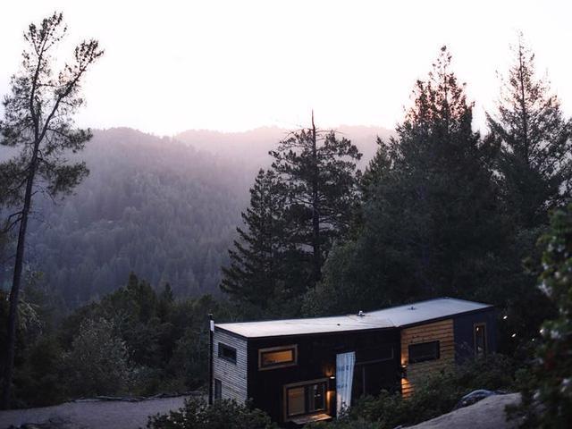 Những ngôi nhà nhỏ xinh khiến bạn thay đổi cách nhìn về không gian sống - Ảnh 1.