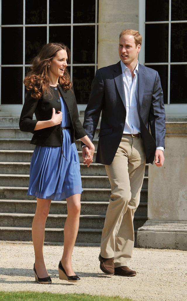 Những trang phục có giá dưới 100 đô la của công nương Kate Middleton - Ảnh 1.