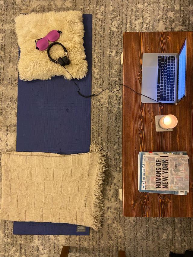 Yoga Nidra, một phương pháp thay thế cho thiền định giúp giảm căng thẳng hiệu quả - Ảnh 1.