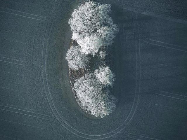 65 bức ảnh ghi lại vẻ đẹp của thế giới từ trên không - Ảnh 20.