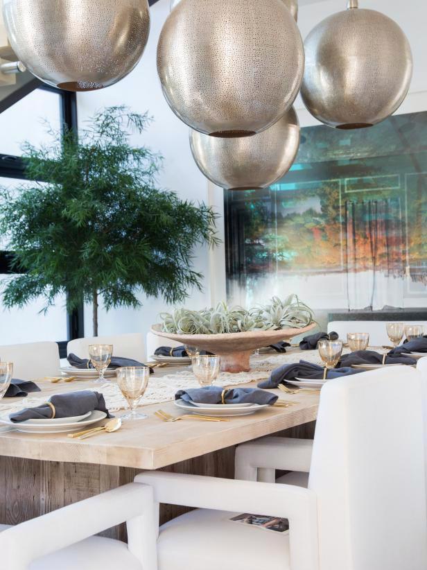 30 ý tưởng trang trí phòng ăn đẹp mắt - Ảnh 20.