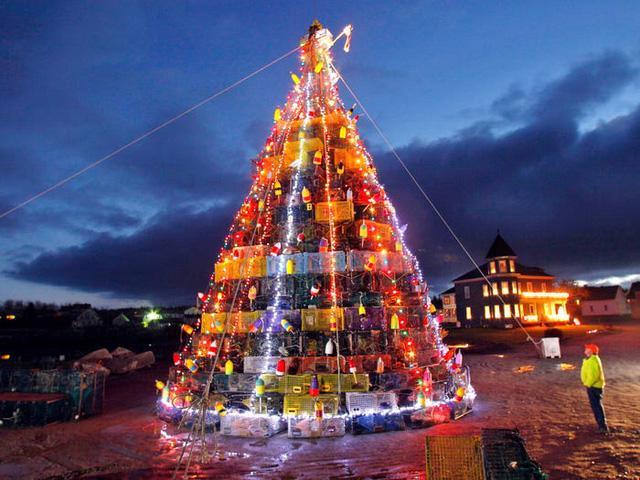 Nước Mỹ: ngắm Giáng sinh muôn màu muôn vẻ - Ảnh 19.