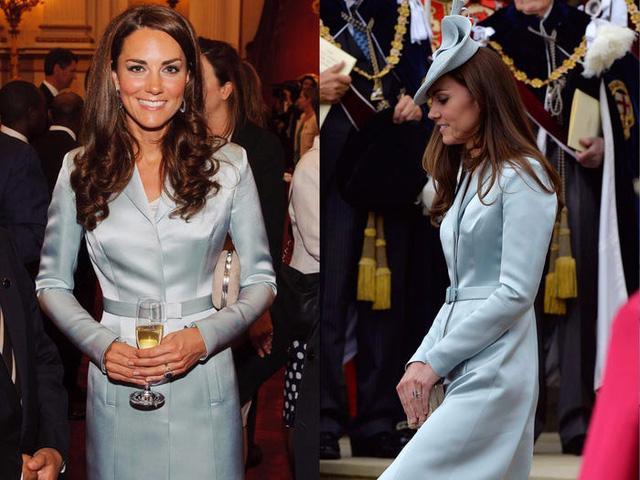Những trang phục được Kate Middleton mặc lại nhiều lần - Ảnh 19.