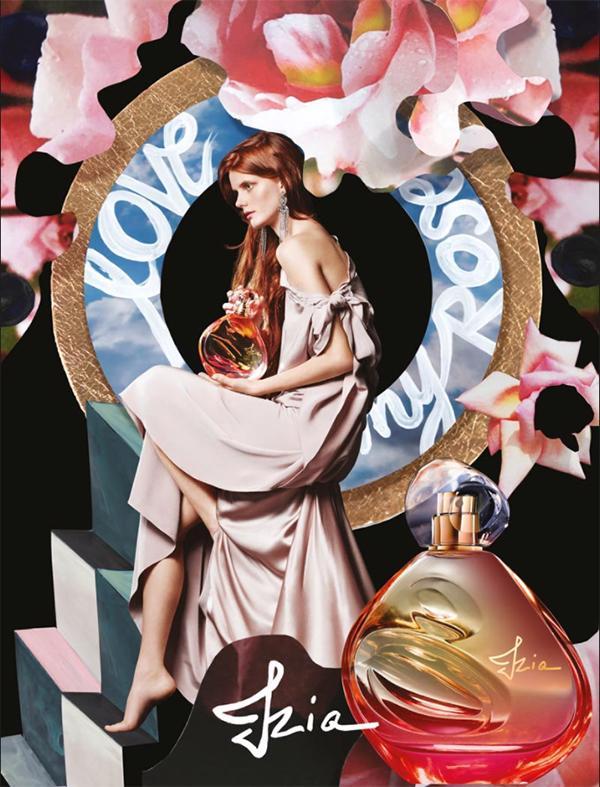 Sisley ra mắt nước hoa Izia - Eau De Perfume - Ảnh 4.