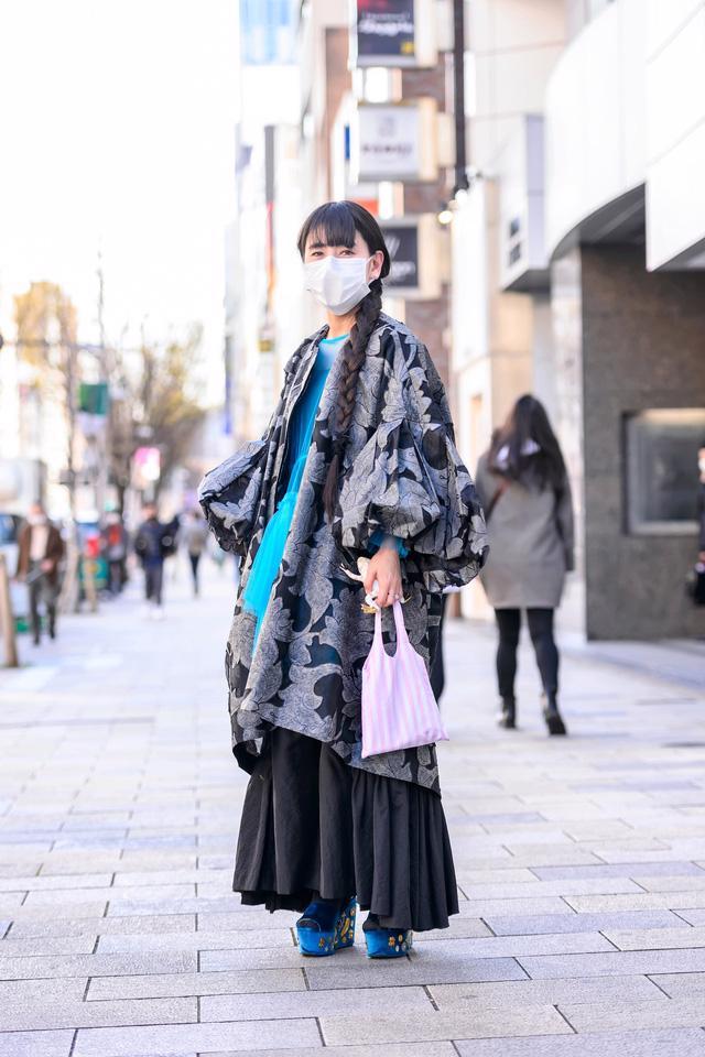 Thời trang đường phố của Tokyo Fashion Week 2021: tinh thần unisex đương đại - Ảnh 2.