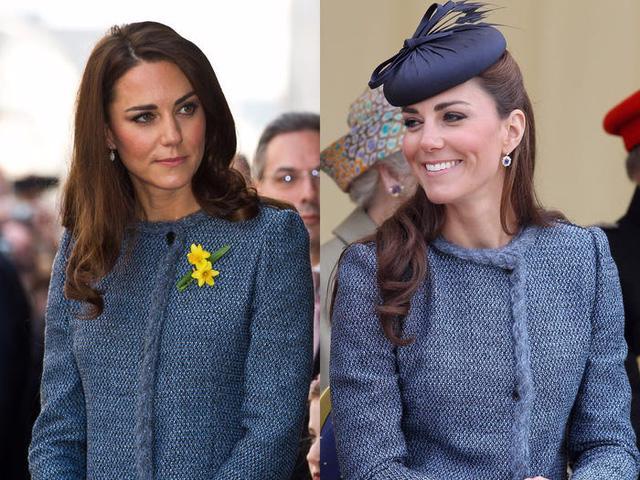 Những trang phục được Kate Middleton mặc lại nhiều lần - Ảnh 20.