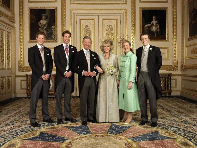 Những tấm thiệp Giáng sinh đẹp nhất qua các năm của hoàng gia Anh - Ảnh 21.