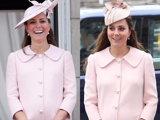 Những trang phục được Kate Middleton mặc lại nhiều lần - Ảnh 21.