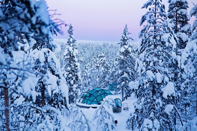 Lapland: nơi lý tưởng nhất để đón Giáng sinh tuyết trắng - Ảnh 17.