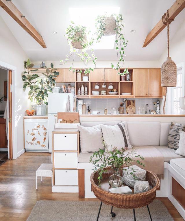 Những ngôi nhà nhỏ xinh khiến bạn thay đổi cách nhìn về không gian sống - Ảnh 22.