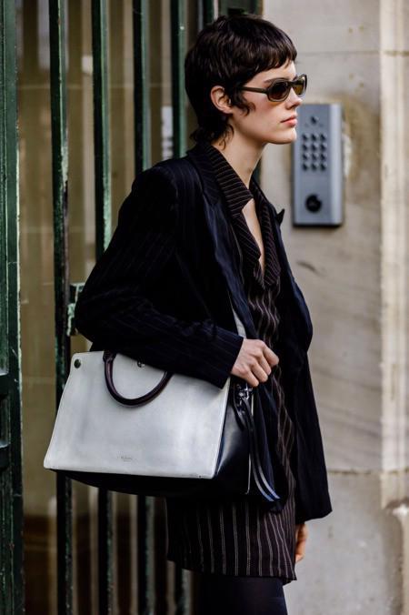Dự đoán xu hướng thời trang qua streetstyle của Paris Fashion Week - Ảnh 1.