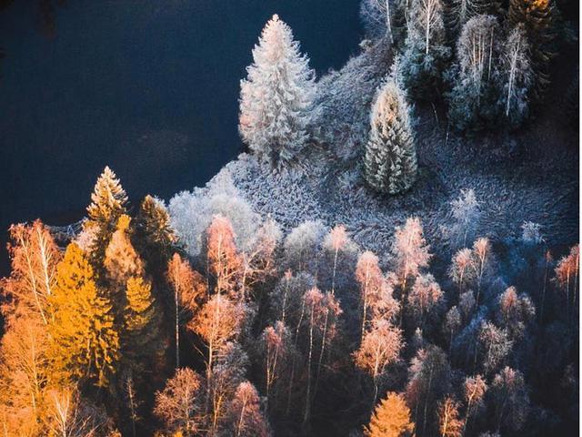 65 bức ảnh ghi lại vẻ đẹp của thế giới từ trên không - Ảnh 24.