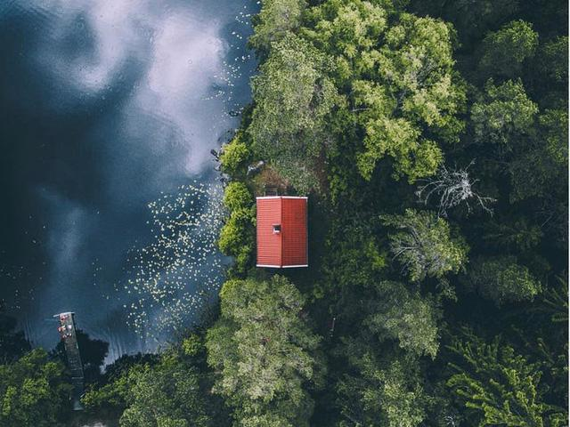 65 bức ảnh ghi lại vẻ đẹp của thế giới từ trên không - Ảnh 25.