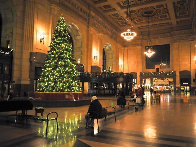 Nước Mỹ: ngắm Giáng sinh muôn màu muôn vẻ - Ảnh 25.