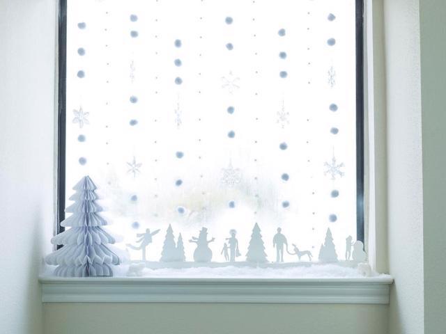 28 ý tưởng trang trí mùa Giáng sinh cho không gian nhỏ - Ảnh 26.
