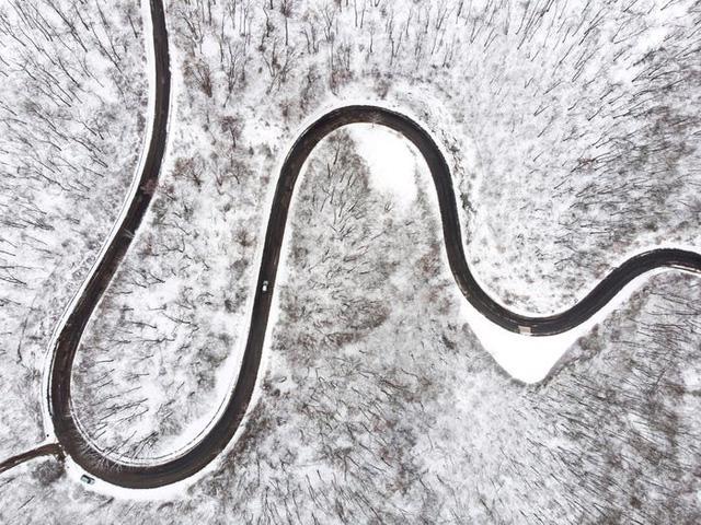 65 bức ảnh ghi lại vẻ đẹp của thế giới từ trên không - Ảnh 28.