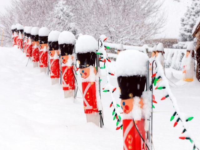 Nước Mỹ: ngắm Giáng sinh muôn màu muôn vẻ - Ảnh 27.