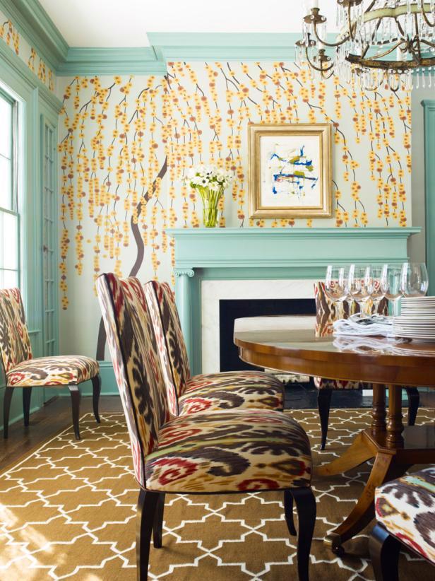 30 ý tưởng trang trí phòng ăn đẹp mắt - Ảnh 29.