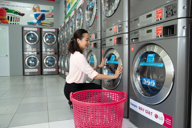 Dịch vụ giặt sấy tự động sẽ thay thế các cửa hàng giặt sấy truyền thống? - Ảnh 2.