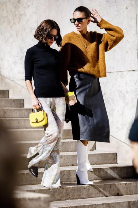 Dự đoán xu hướng thời trang qua streetstyle của Paris Fashion Week - Ảnh 12.