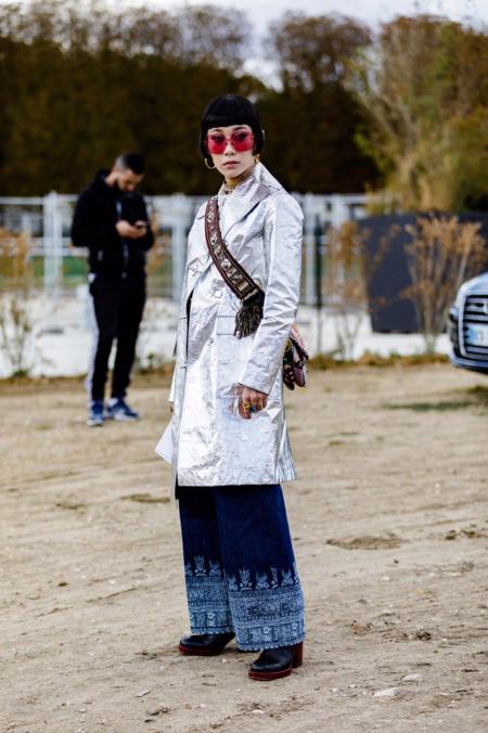 Dự đoán xu hướng thời trang qua streetstyle của Paris Fashion Week - Ảnh 6.