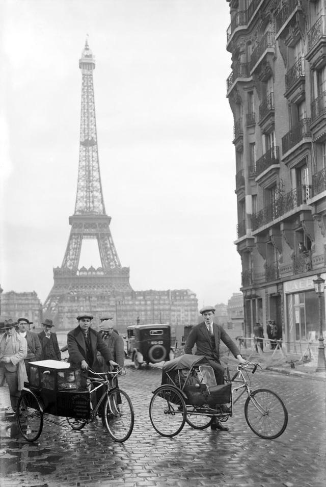 Ngắm nhìn xem: 100 năm trước Paris như thế nào? - Ảnh 2.
