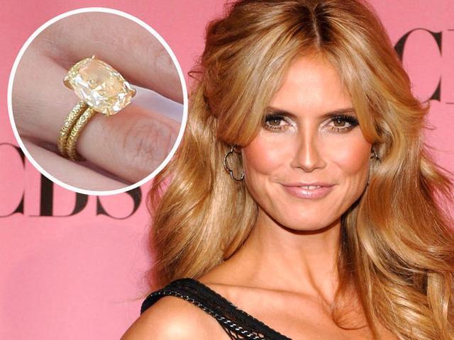 11 chiếc nhẫn đính hôn độc những người nổi tiếng từng đeo - Ảnh 2.