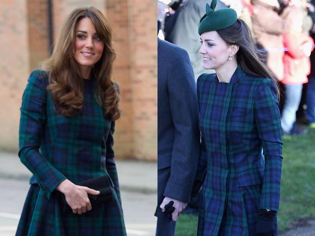 Những trang phục được Kate Middleton mặc lại nhiều lần - Ảnh 2.