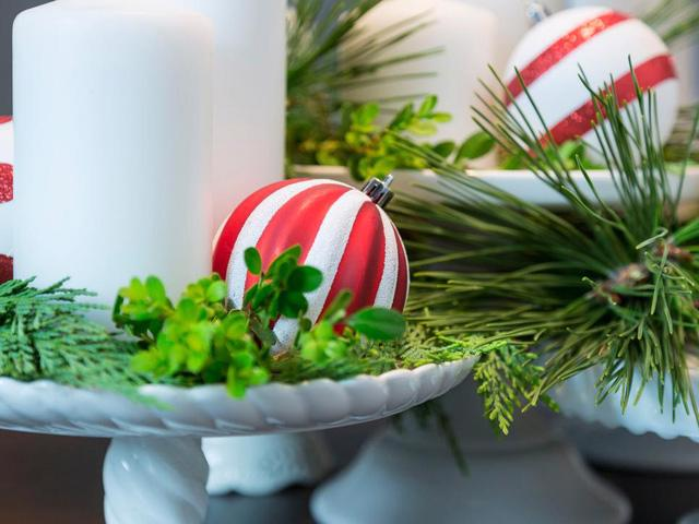28 ý tưởng trang trí mùa Giáng sinh cho không gian nhỏ - Ảnh 29.