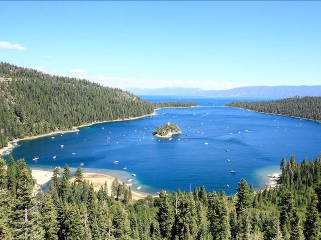 Những hồ nước đẹp mê hồn tại mỗi tiểu bang Hoa Kỳ - Ảnh 28.