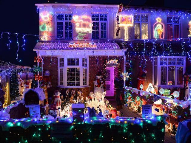 Nước Mỹ: ngắm Giáng sinh muôn màu muôn vẻ - Ảnh 29.