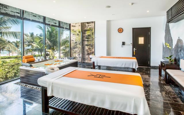Những khu nghỉ dưỡng hút khách nhờ dịch vụ spa - Ảnh 3.
