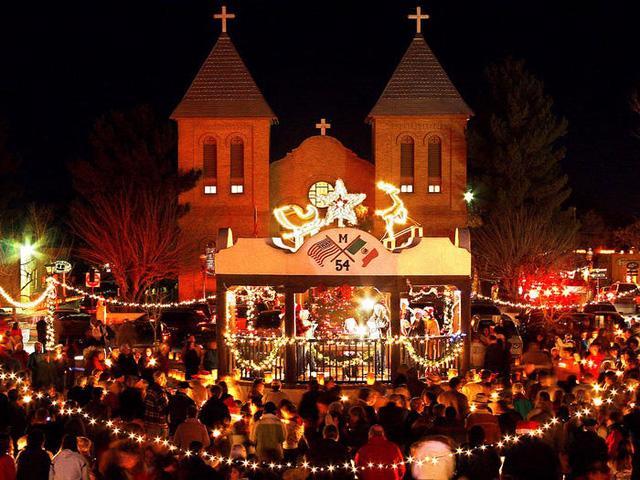 Nước Mỹ: ngắm Giáng sinh muôn màu muôn vẻ - Ảnh 31.