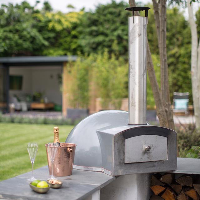 Bếp ngoài trời hữu dụng cho nhà vườn - Ảnh 3.