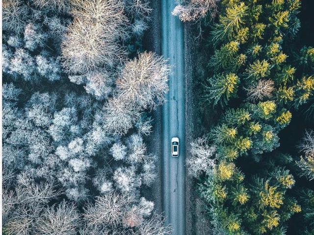 65 bức ảnh ghi lại vẻ đẹp của thế giới từ trên không - Ảnh 33.