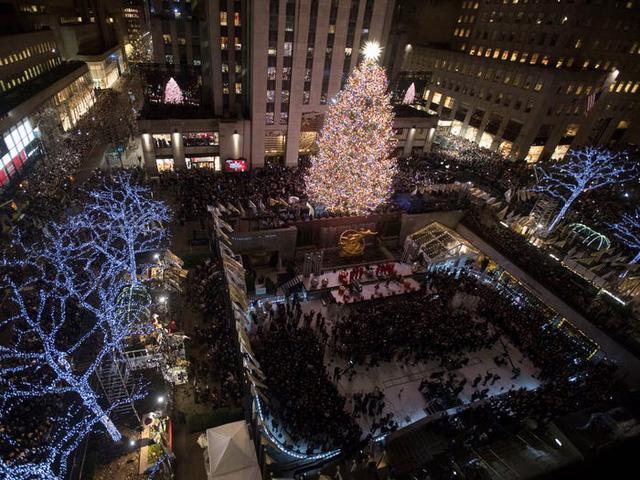 Nước Mỹ: ngắm Giáng sinh muôn màu muôn vẻ - Ảnh 32.