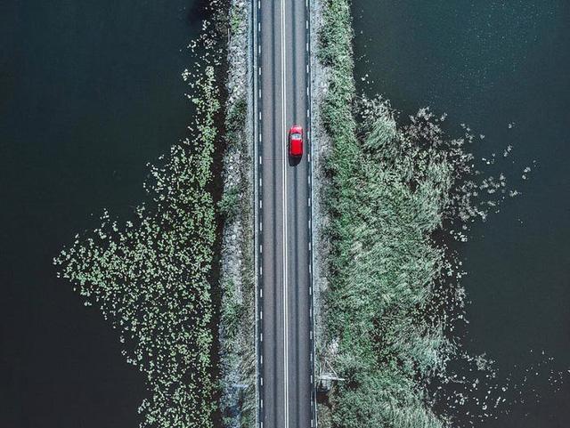 65 bức ảnh ghi lại vẻ đẹp của thế giới từ trên không - Ảnh 34.