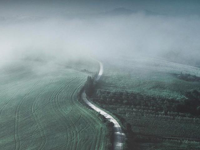 65 bức ảnh ghi lại vẻ đẹp của thế giới từ trên không - Ảnh 35.