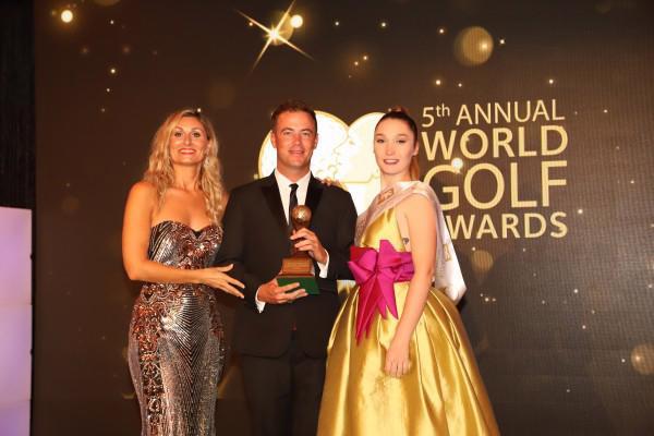 The Grand Hồ Tràm Strip nhận giải thưởng kép tại World Golf Awards - Ảnh 1.