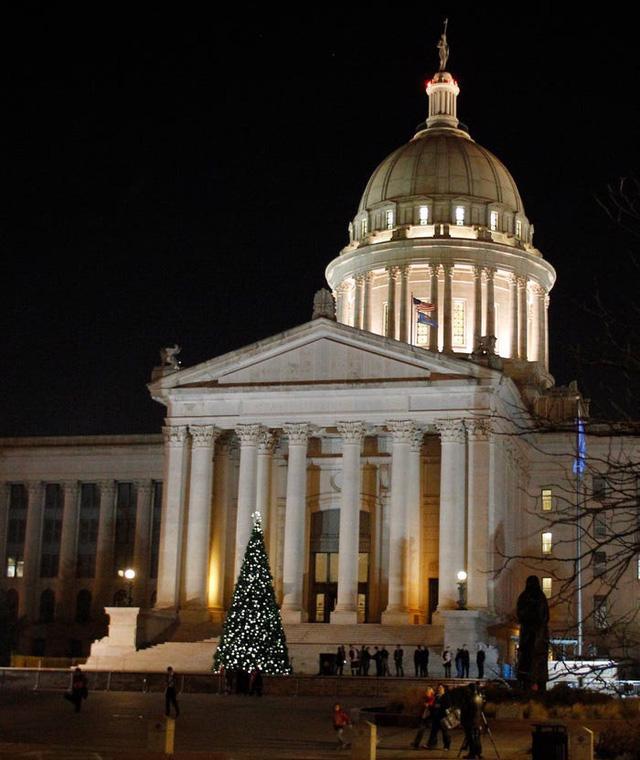 Nước Mỹ: ngắm Giáng sinh muôn màu muôn vẻ - Ảnh 36.