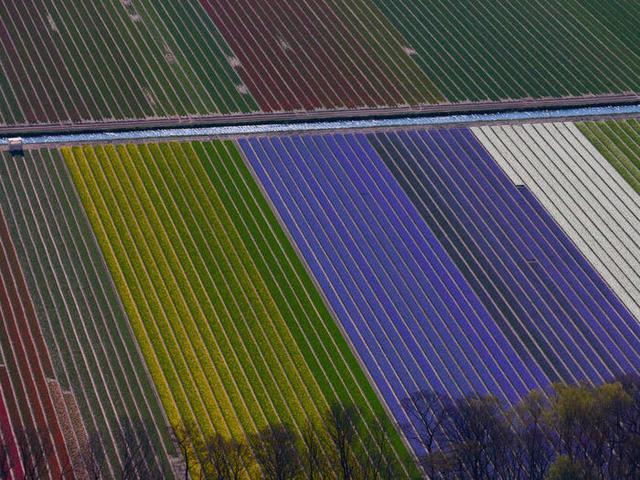 65 bức ảnh ghi lại vẻ đẹp của thế giới từ trên không - Ảnh 38.