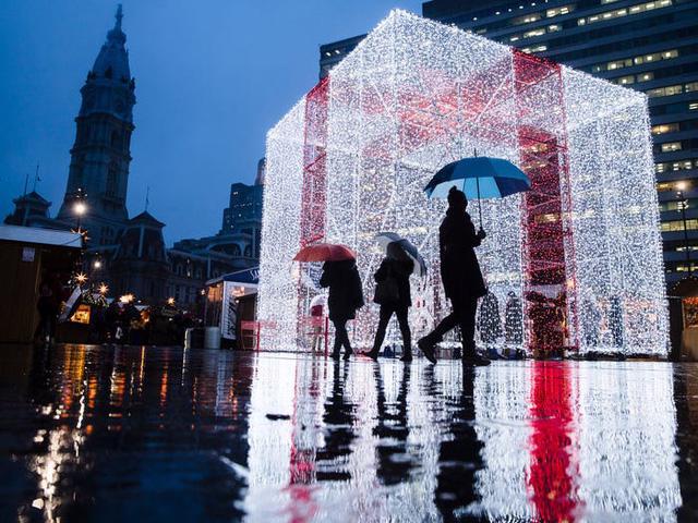 Nước Mỹ: ngắm Giáng sinh muôn màu muôn vẻ - Ảnh 38.