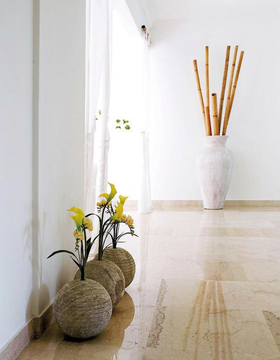 Căn hộ màu trắng phong cách Zen hiện đại - Ảnh 2.