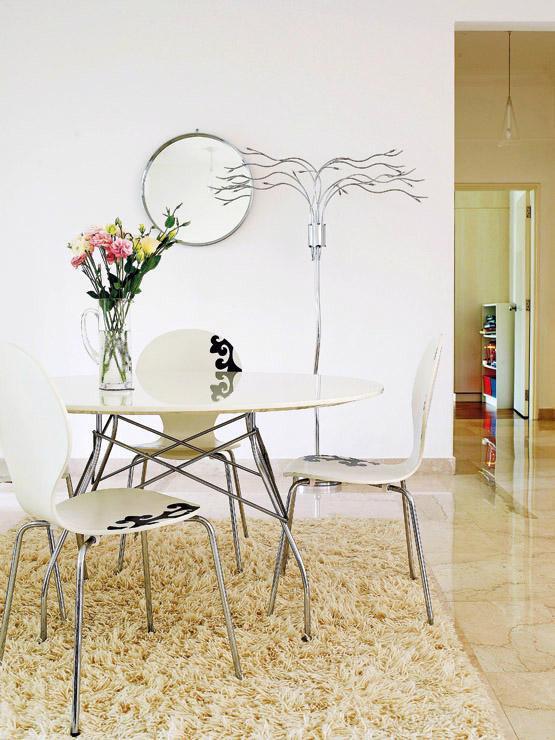 Căn hộ màu trắng phong cách Zen hiện đại - Ảnh 3.