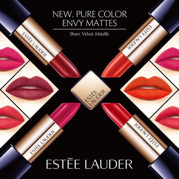 New Pure Color Envy Matte – Son lì mới nhất của Estée Lauder - Ảnh 1.