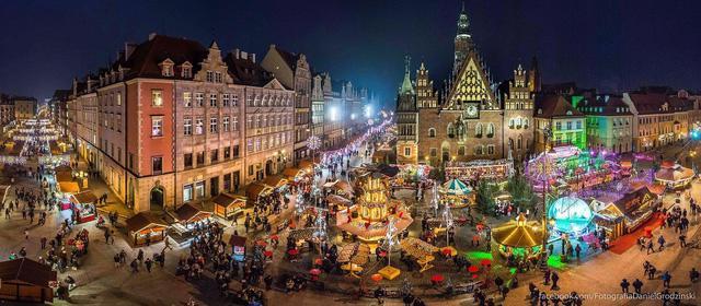 Wroclaw – không khí Giáng sinh Trung cổ kỳ diệu - Ảnh 15.